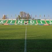 Tribina stadiona FK Inđija